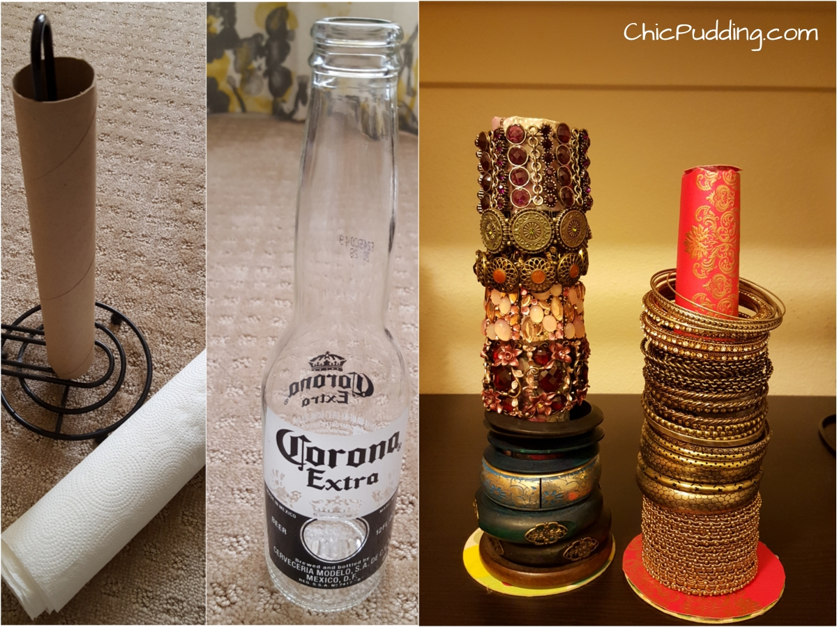 Bottle to Bangle Stand – Chic Pudding